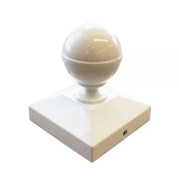 3in. x 3in. Post Ball Cap