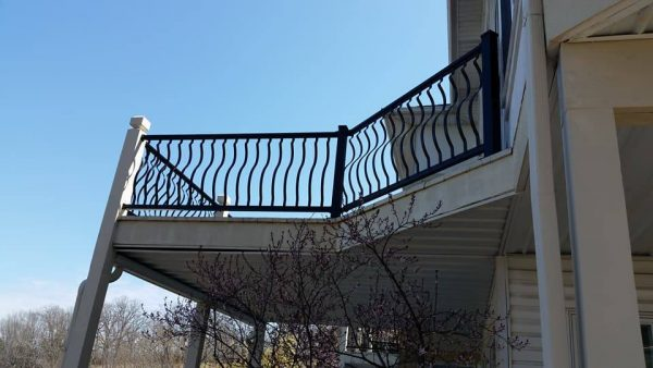 Belly and Bow Railing