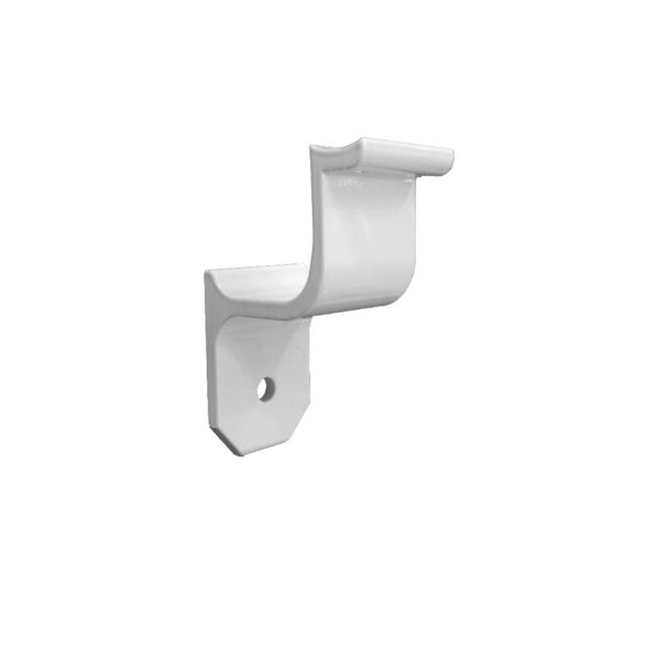ADA wall and/or post bracket for 1.9 in. OD pipe