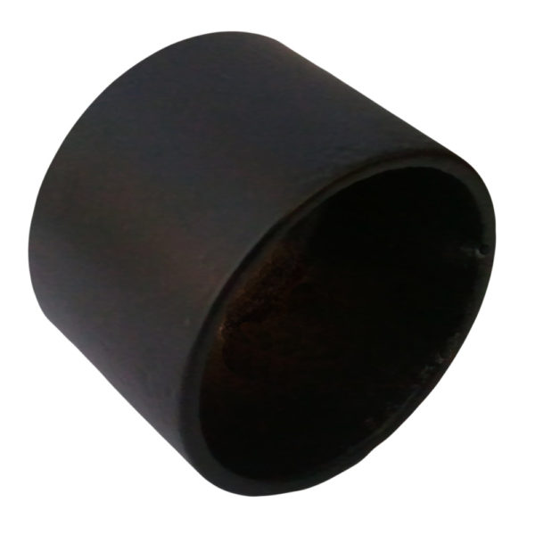Bronze Exterior termination bracket for 1.9 in. OD pipe