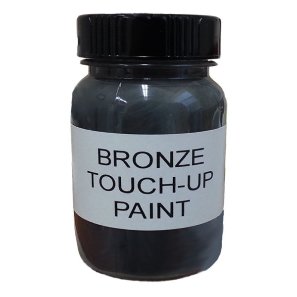 Bronze touch-up paint