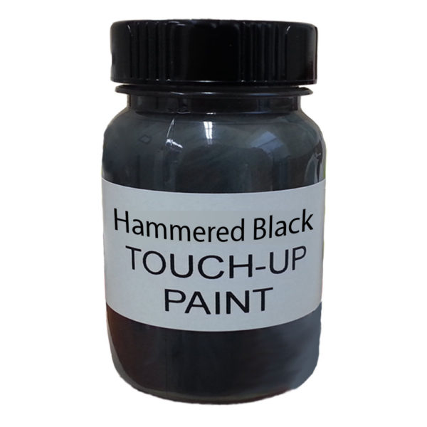 Hammered Black touch-up paint