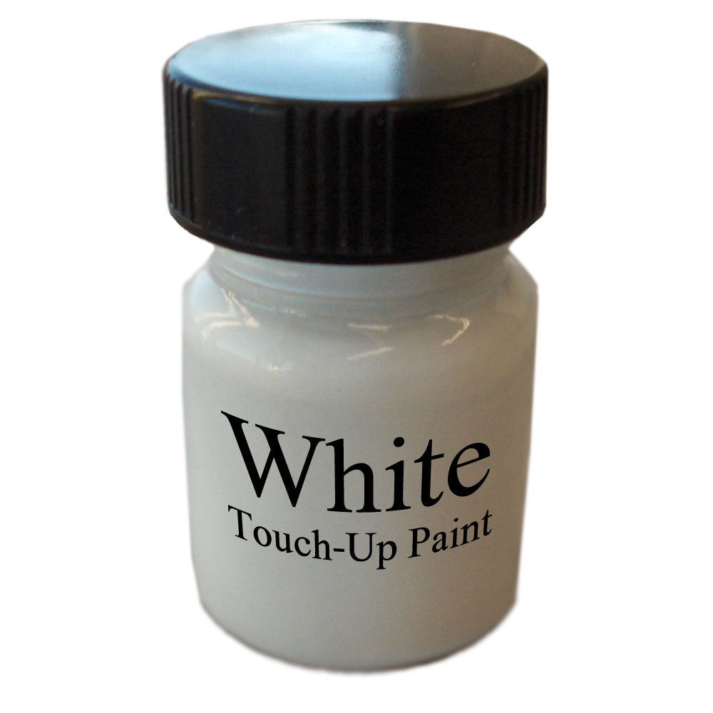 White touch-up paint