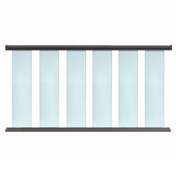 Glass Baluster Railing