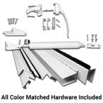 PCA Door Hardware Kit