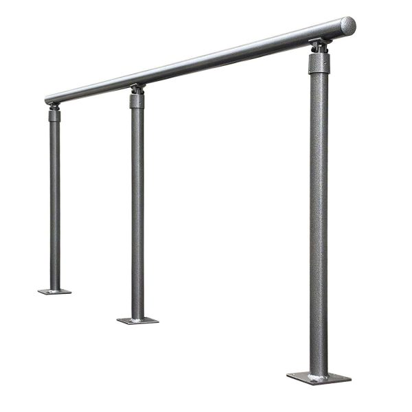8 ft. Handrail with End Plugs