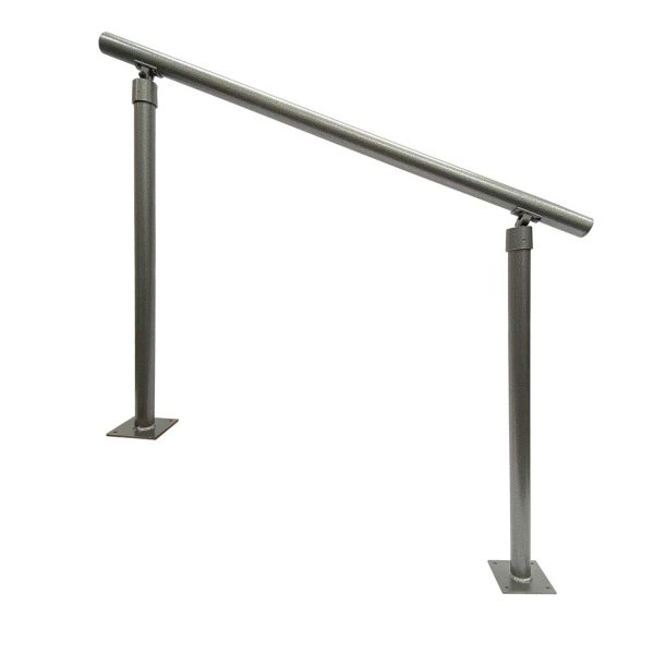 3, 4, and 6 ft. Handrail with End Plugs